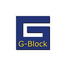 Europortes installe les portes G-Block, spécialiste en sécurité de qualité depuis 1980