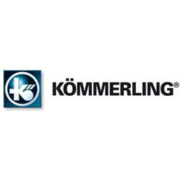 Logo Kömmerling - fournisseur de châssis PVC pour Europortes