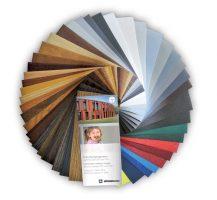 Découvrez l'incroyable palette de couleurs Kömmerling proposée par Europortes