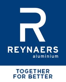 Logo Reynaers - fournisseur de châssis ALU pour Europortes